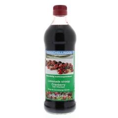 Terschellinger Cranberry-vlierbes siroop (500 ml)