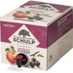 Schulp Appel & kersensap saptap (5 liter)