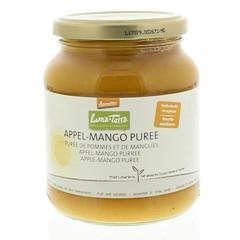 Luna E Terra Appel-mango puree (360 gram)