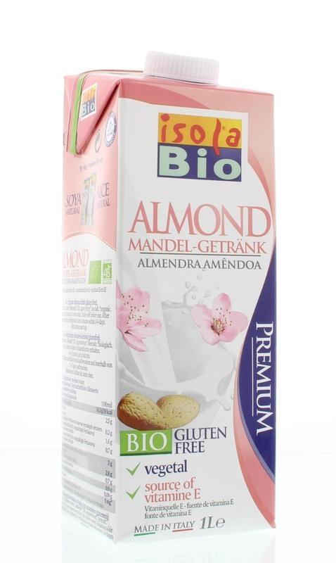 Isola Bio Isola Bio Amandeldrank (1 liter)