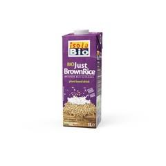 Isola Bio Just brown rice (1 liter)