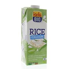 Isola Bio Rijstdrank calcium (1 liter)