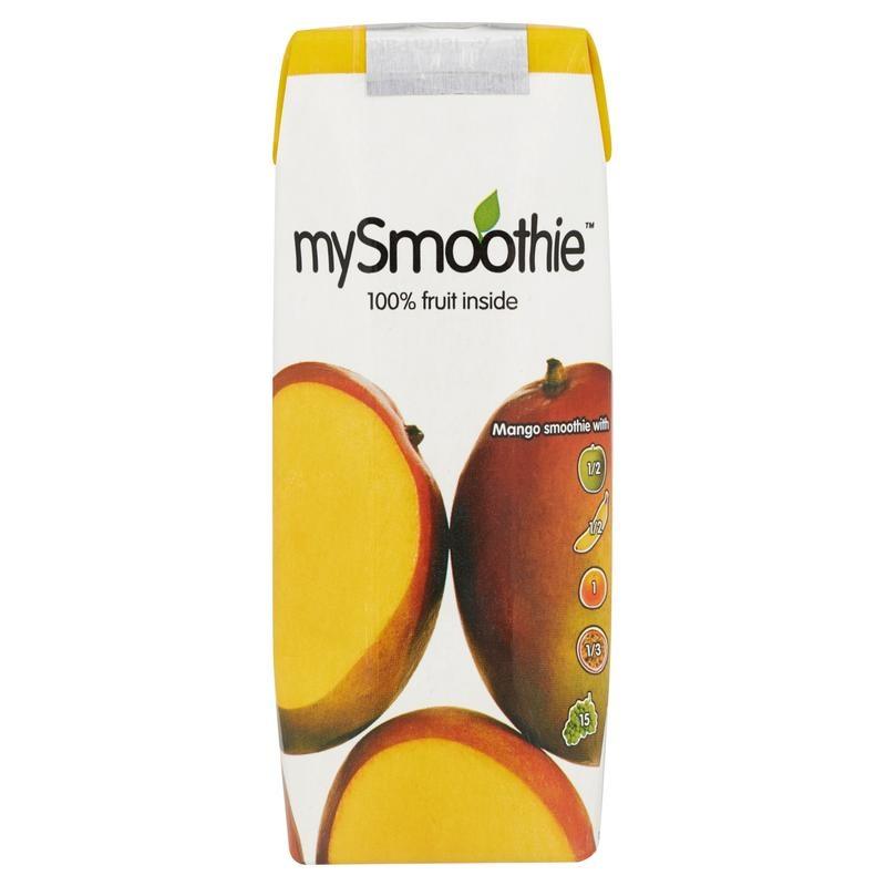 Mysmoothie Mysmoothie Mango (250 ml)
