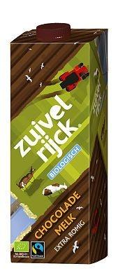 Zuivelrijck Zuivelrijck Volle chocolade melk (1 liter)