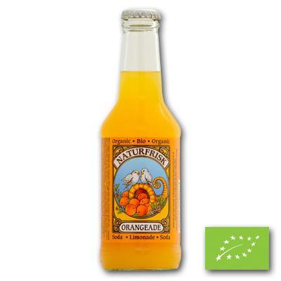 Naturfrisk Naturfrisk Orangeade (250 ml)