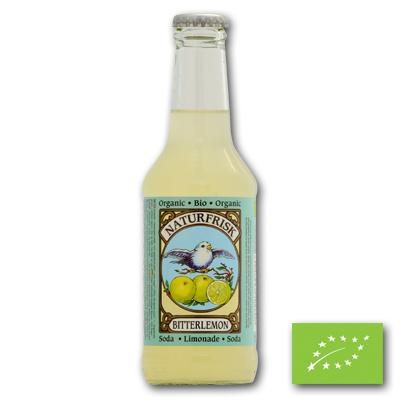 Naturfrisk Naturfrisk Bitter lemon (250 ml)
