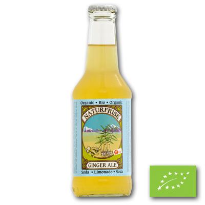 Naturfrisk Naturfrisk Ginger ale (250 ml)
