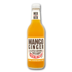Nix & Kix Mango ginger flesje (330 ml)