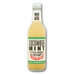 Nix & Kix Cucumber mint flesje (330 ml)