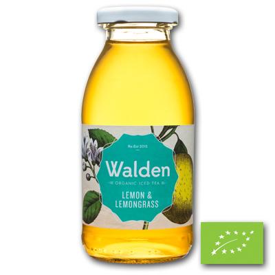 Walden Walden Ice tea lemon lemongrass (250 ml)