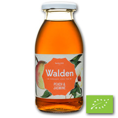 Walden Ice tea peach jasmine (250 ml)