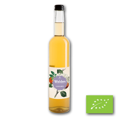 Walden Walden Cordial elderflower (500 ml)