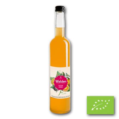 Walden Walden Cordial passion & orange (500 ml)