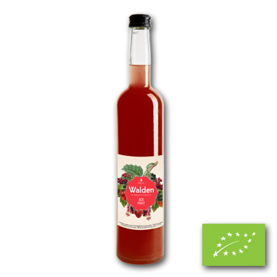 Walden Walden Cordial red fruits (500 ml)