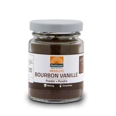 Mattisson Bourbon vanille poeder (30 gram)