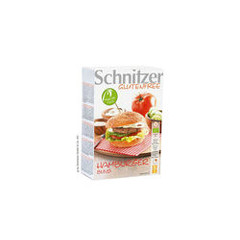 Schnitzer Hamburger broodjes (2 stuks)