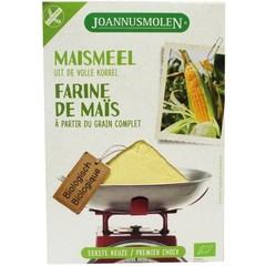 Joannusmolen Maismeel eerste keuze (350 gram)