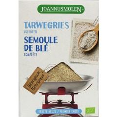Joannusmolen Tarwegriesmeel eerste keuze (300 gram)
