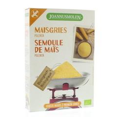 Joannusmolen Polenta/maisgries eerste keuze (350 gram)