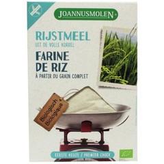 Joannusmolen Rijstemeel eerste keuze (350 gram)
