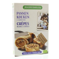 Joannusmolen Pannenkoekmix 6 granen (300 gram)