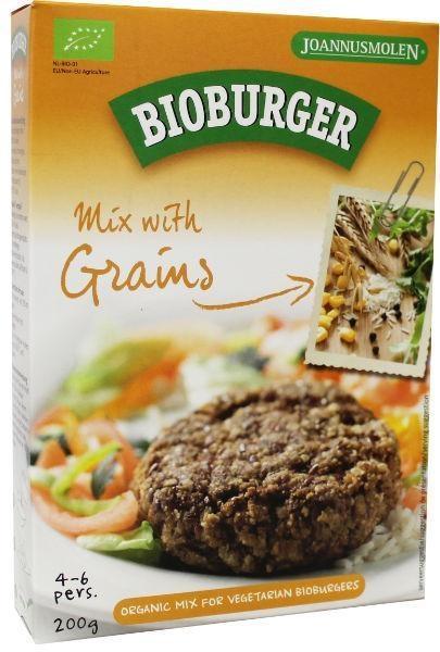 Bioburger Bioburger Graanburger (200 gram)