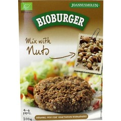Bioburger Notengehakt (200 gram)