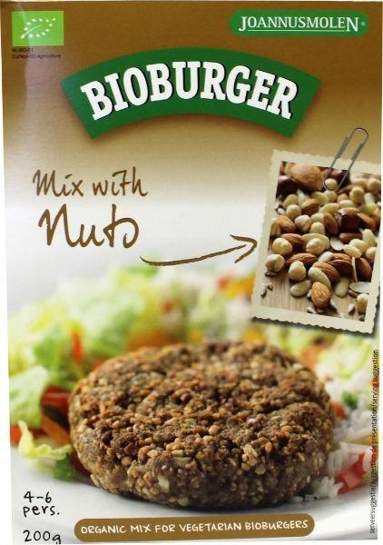 Bioburger Bioburger Notengehakt (200 gram)