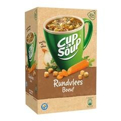 Cup A Soup Rundvleessoep (21 zakjes)