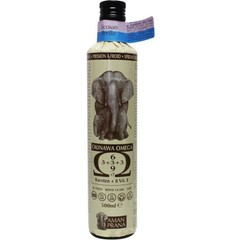 Amanprana Eicosan perilla okinawa olie (500 ml)