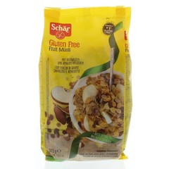 Dr Schar Muesli fruit (375 gram)
