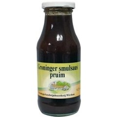 Groninger Smulsaus pruimen (250 ml)