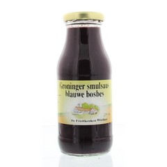 Groninger Smulsaus bosbessen (250 ml)