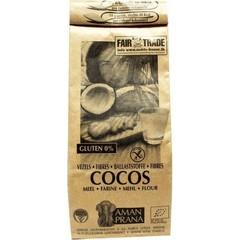 Amanprana Kokosvezel/meel bio (500 gram)