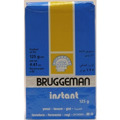 Bruggeman Instant gist (125 gram)