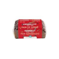 Terrasana Gekiemd brood tarwe en zaden (400 gram)