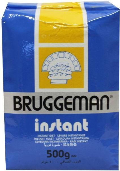 Bruggeman Bruggeman Instant gist (500 gram)