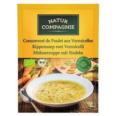 Natur Compagnie Kippensoep met vermicelli (40 gram)