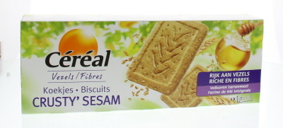 Cereal Cereal Crusty sesam (200 gram)