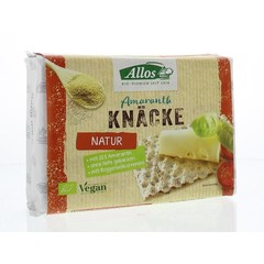Allos Knackebrod amarant (250 gram)