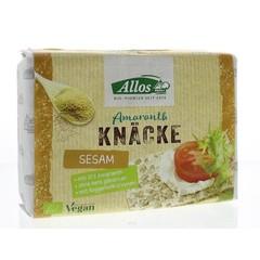 Allos Knackebrod sesam-amarant (250 gram)