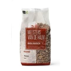 De Halm Muesli noten (750 gram)