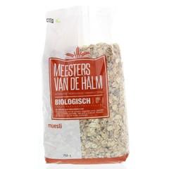 De Halm Muesli standaard (750 gram)