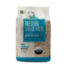 De Halm Rijstvlokken (500 gram)