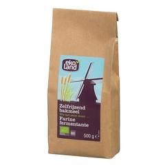 Ekoland Zelfrijzend bakmeel (500 gram)