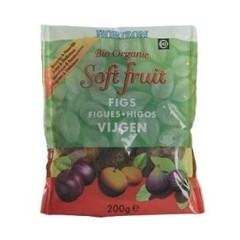 Horizon Soft fruit vijgen eko (200 gram)