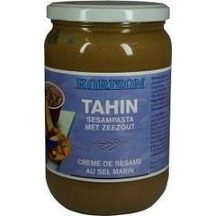 Horizon Tahin met zeezout eko (650 gram)