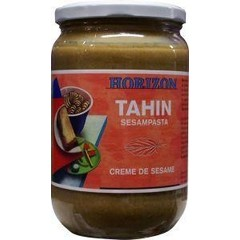 Horizon Tahin zonder zout eko (650 gram)