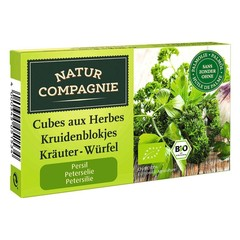 Natur Compagnie Peterselie kruidenblokjes (80 gram)