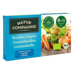 Natur Compagnie Groentebouillon zonder zout (68 gram)